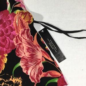 Tahari Dresses - Tahari popover floral tiered chiffon Shift dress